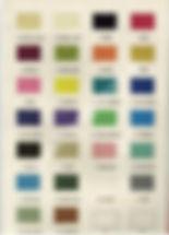 Tela Arpillera de Yute de Colores - CENGI