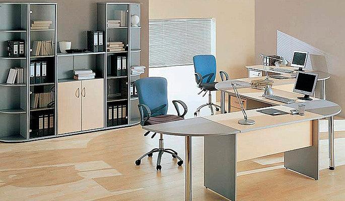 Мебель для персонала Индеко Вариант 109 - фото 1. Индеко Вариант 109 - фото