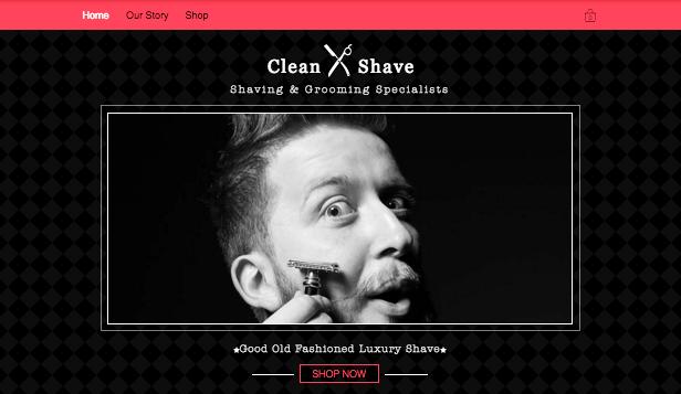 Shave Shop