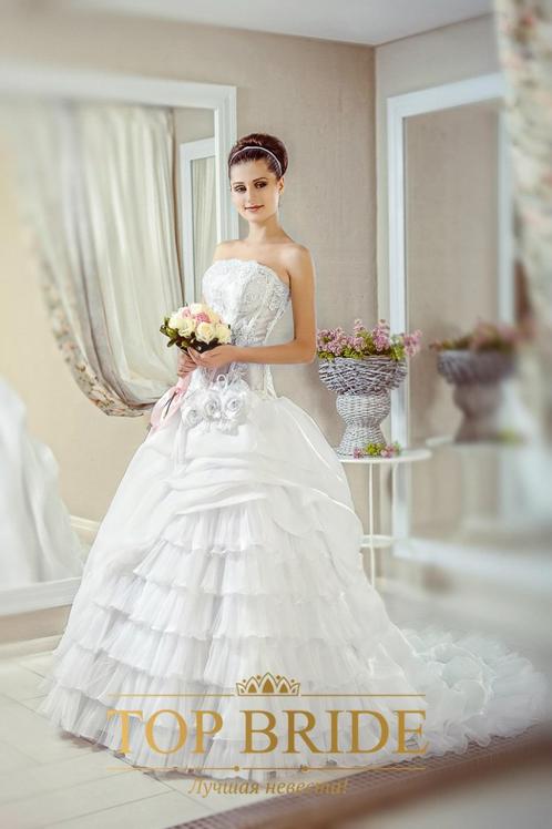 свадебные платья коллекция 2012 москва