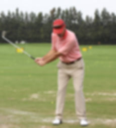 Barney Puttick PGA Golf Coach