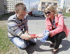 studenckie koo medycyny ratunkowej w olsztynie minuty