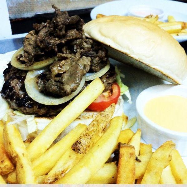 Tapa Burger