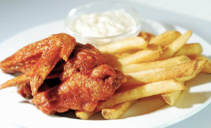 Wings n Chips