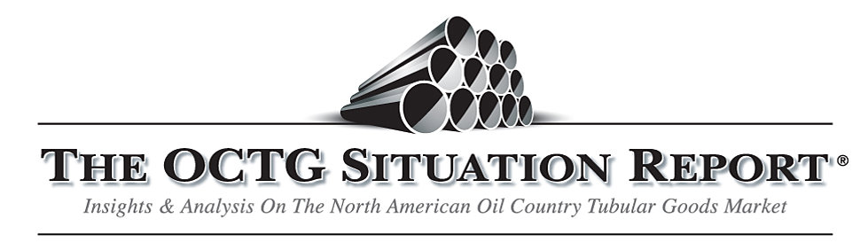 The Octg Situation Report  Oil Country Tubular Goods