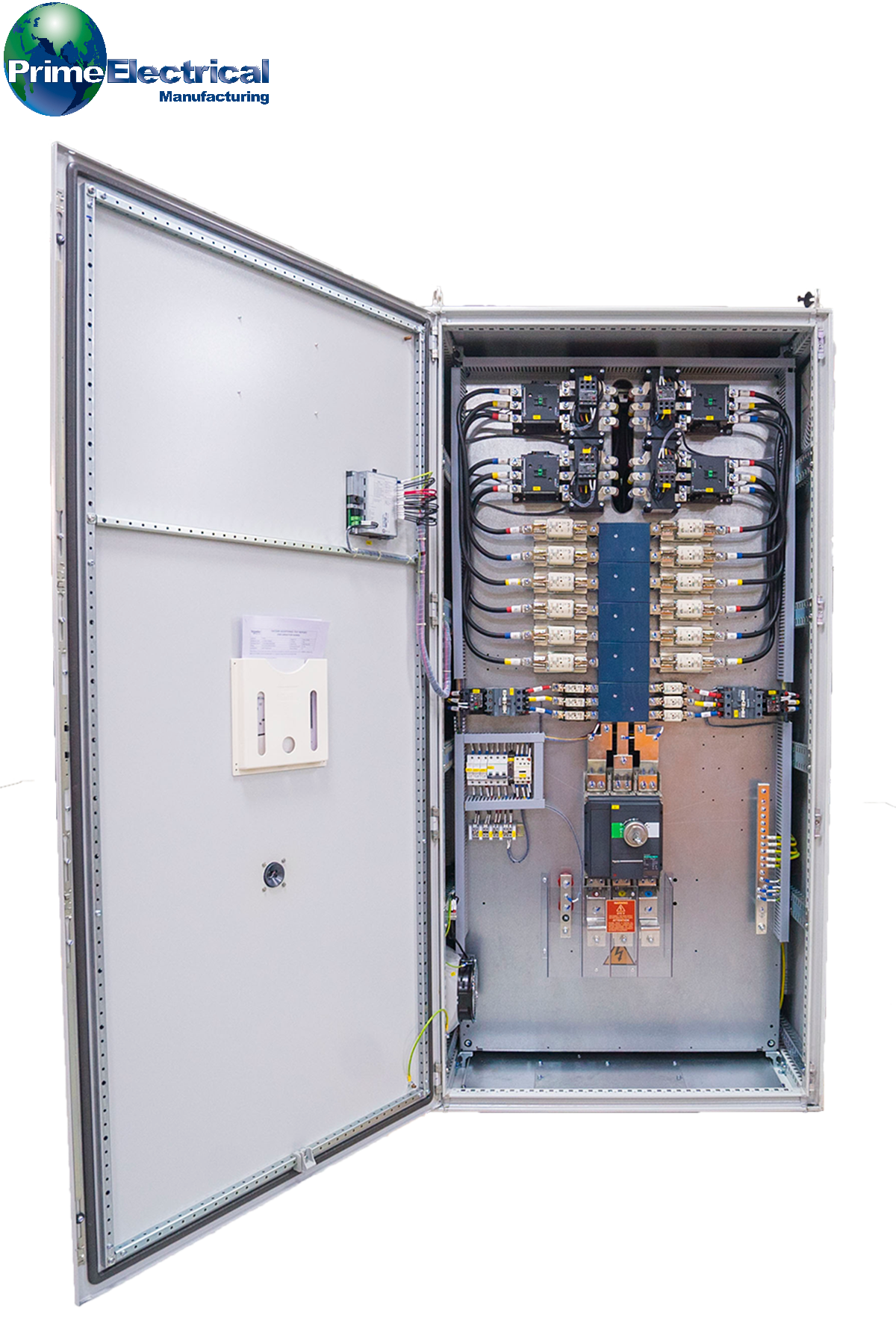 Prime Electrical Man Lv Switchgear Typical Installation Detail Of Floor Wall Mounted Smdb Capacitor Bank 400 415 Volts