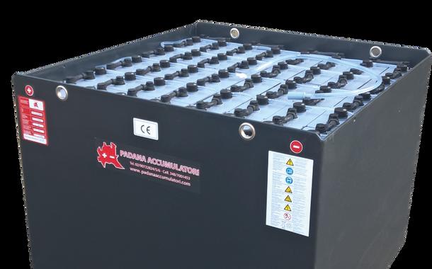 Batterie carrelli elevatori usate
