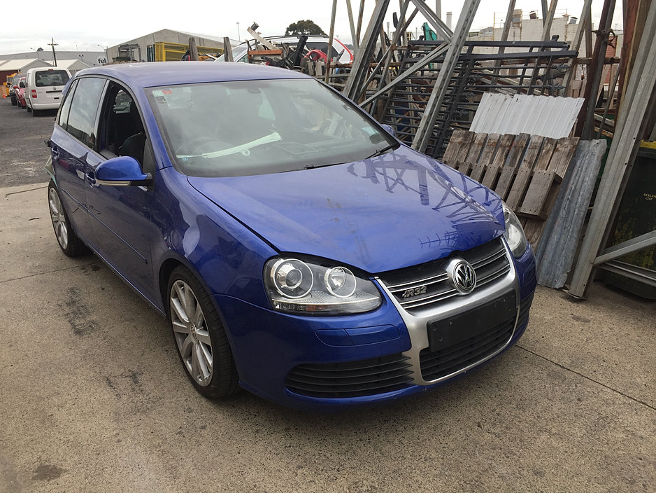 Vw Golf 5 R32 2009 Car Parts
