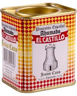 PIMENTÓN AHUMADO EL CASTILLO x 75 G (ESP