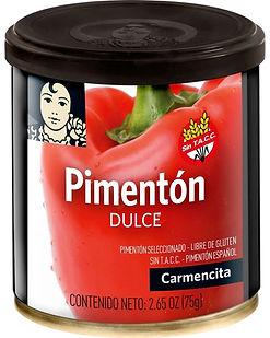 PIMENTÓN DULCE CARMENCITA x 75 G (ESPAÑA
