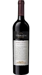 TERRAZAS DE LOS ANDES BARREL SELECT RED