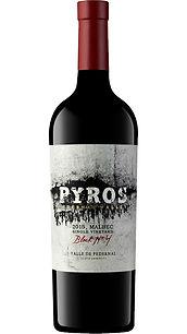 PYROS SINGLE VINEYARD BLOCK Nº4 MALBEC.j