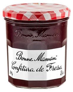 BONNE MAMAN MERMELADA DE FRUTILLA x 370