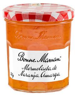 BONNE MAMAN MERMELADA DE NARANJA x 370 G