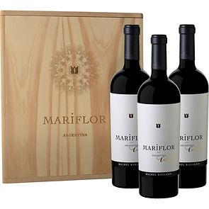 MARIFLOR CAMILLE ESTUCHE MADERA x3 MALBE