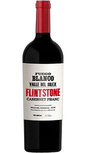FUEGO BLANCO FLINTSTONES CABERNET FRANC.