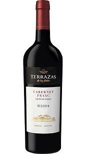 TERRAZAS DE LOS ANDES RESERVA CABERNET F