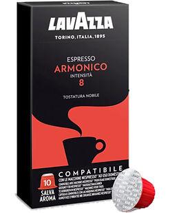 CAFÉ LAVAZZA CÁPSULAS x 10 ESPRESSO ARMO