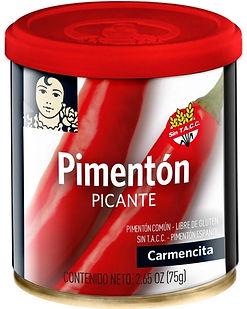 PIMENTÓN PICANTE CARMENCITA x 75 G (ESPA