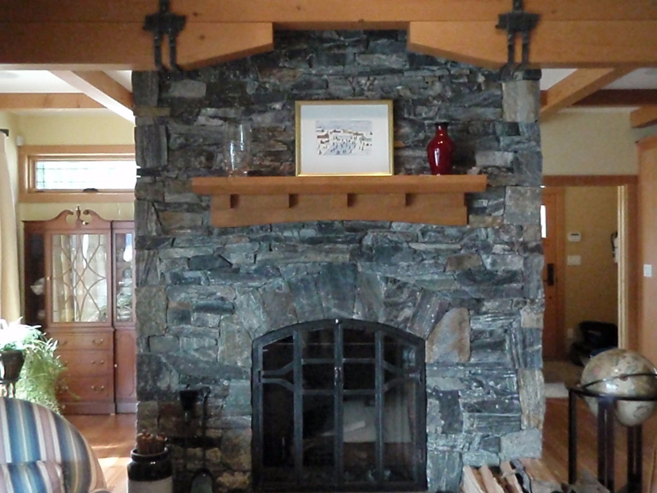 rumford fireplace kit buckley rumford fireplace a stone