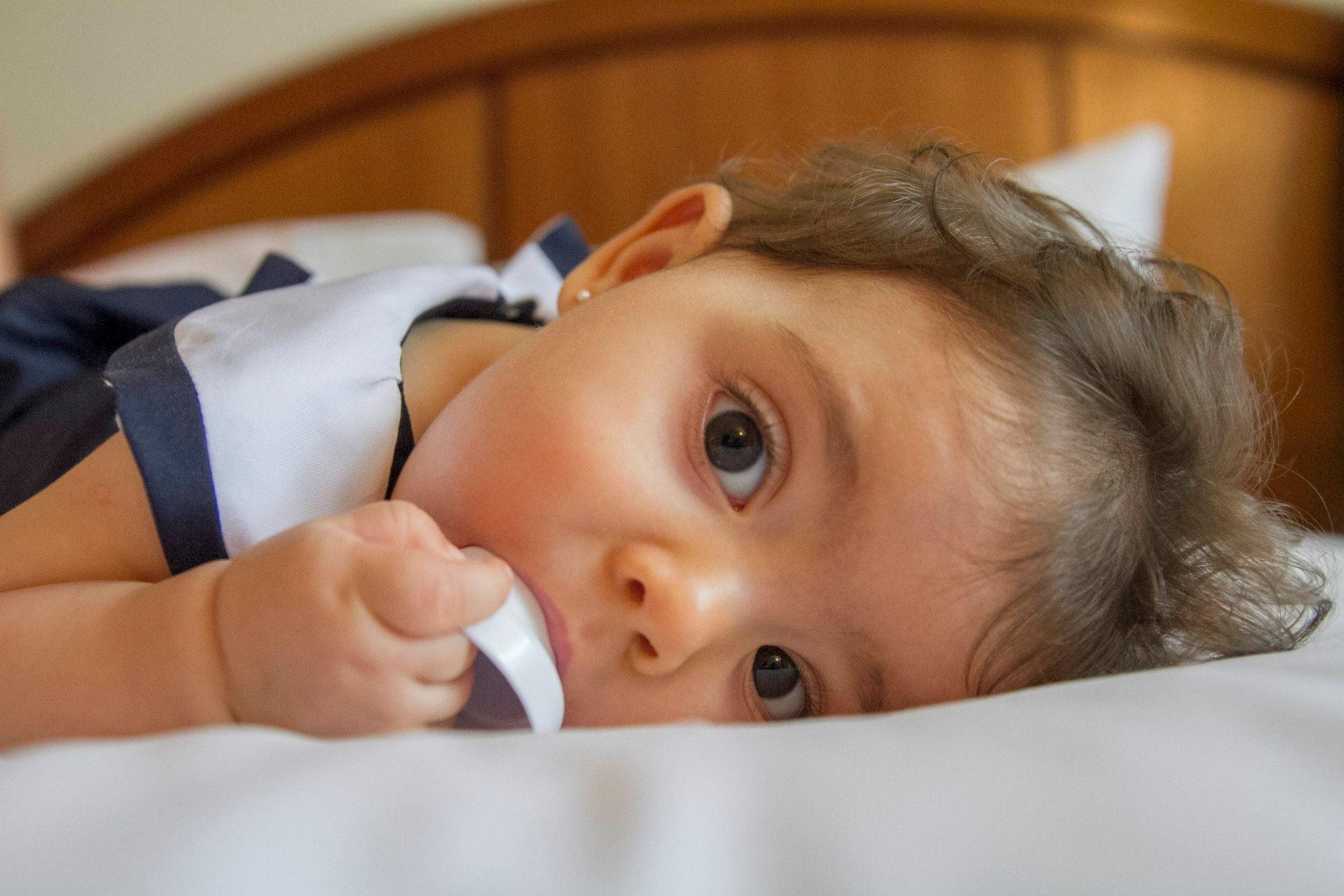 Cor Dos Olhos a Cor Dos Olhos Dos Bebês