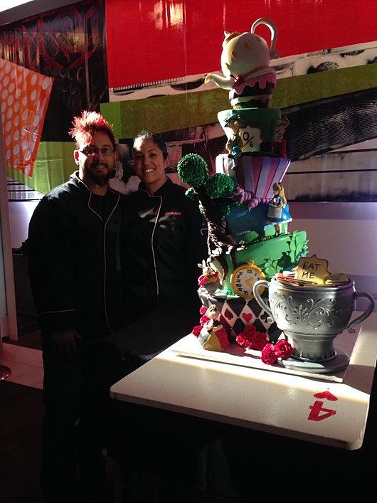 Cake Boss Challenge Winner