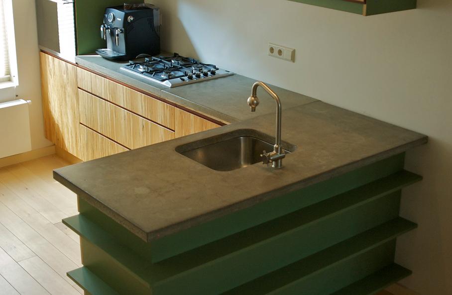 Perfect Fingerprint Furniture Annette Koehnen   Keukens