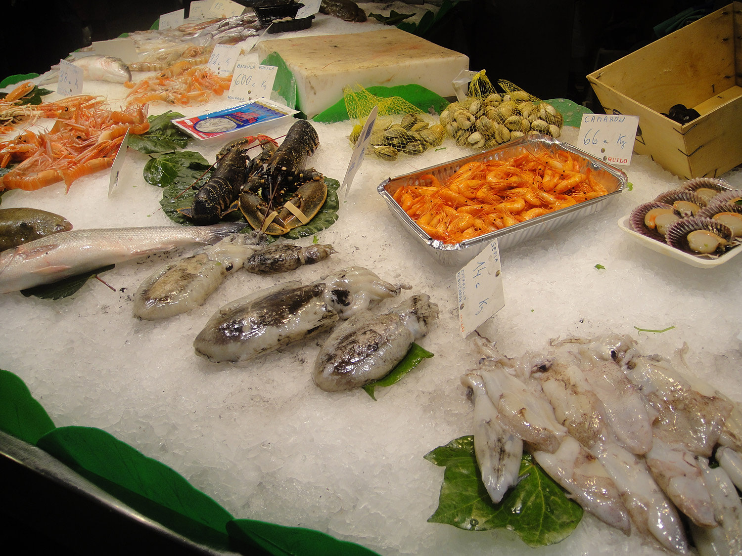 Capfoodalliance seafood for Chinese fish market near me