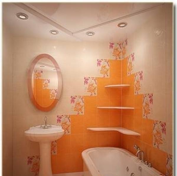 Дизайн ванны панелями пвх своими руками