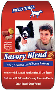 Field And Trial Dog Food Analysis