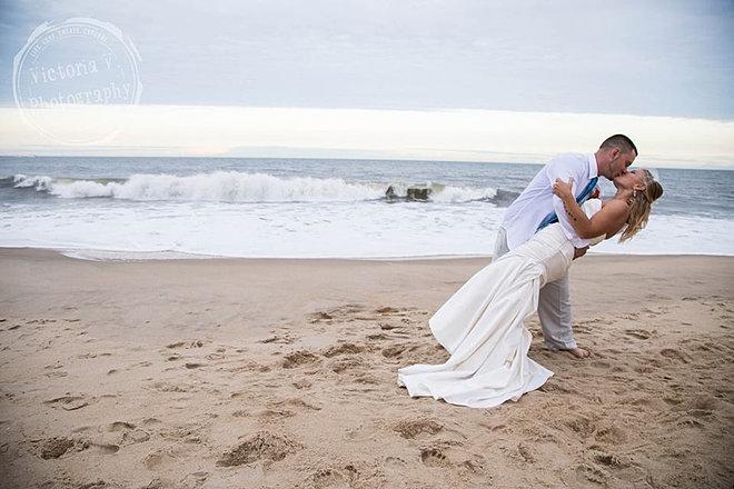 OCEAN CITY MARYLAND CONTACT BAREFOOT BRIDE