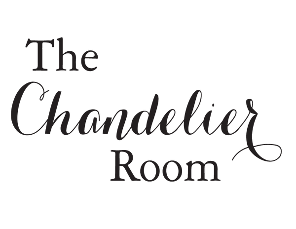 chandelier room logo