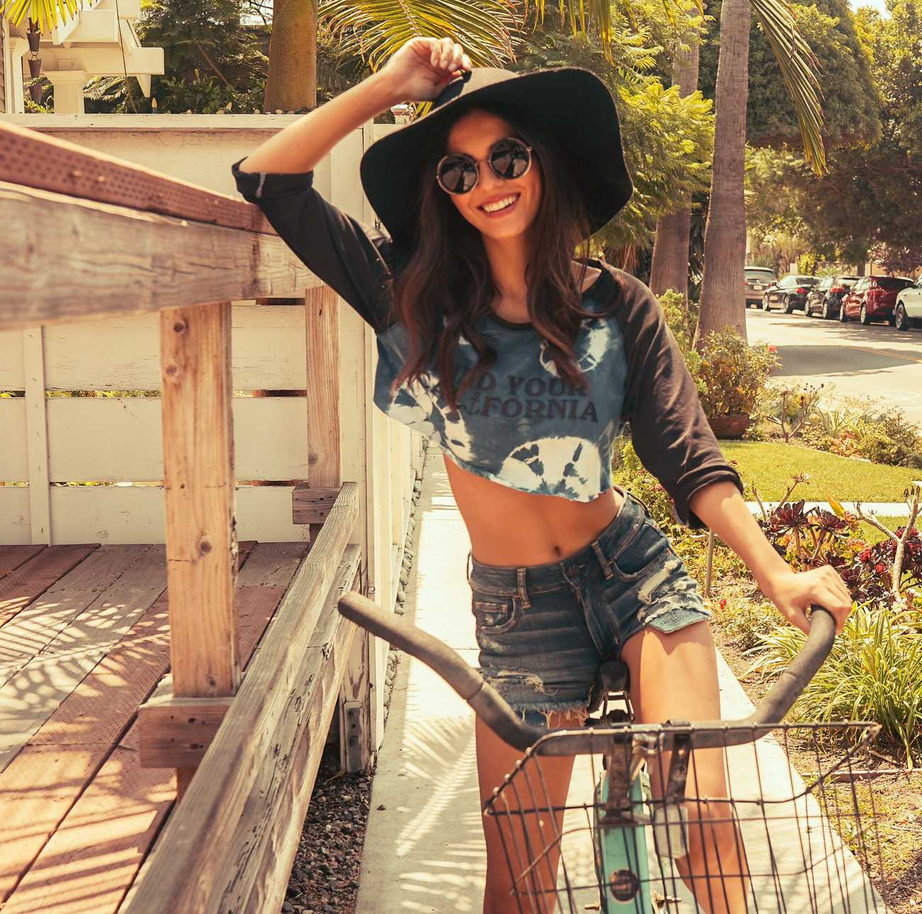 Victoria Justice For Find Your California Photoshoot 2016