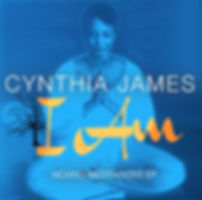 Cynthiajames-IAM-itunes-EPcover-final.jp