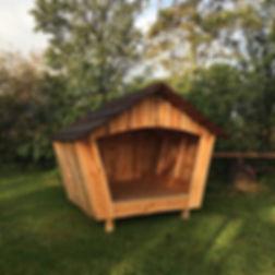 shelters til haven