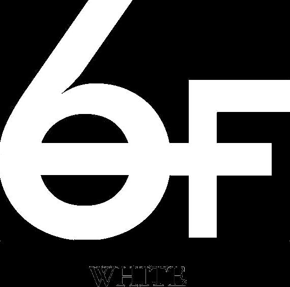 White Sticker 6foot4honda