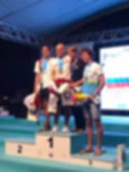 Daniel Koval receives bronze medal at the 2018 Cmas freediving world Championships and breaks USA freediving record