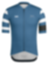 SAS Rapha Mens Blue Jersey