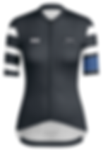 SAS Rapha Womens Black Jersey