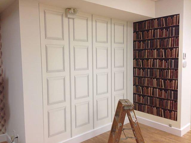 carostyle papier peint murale d coration ste agathe. Black Bedroom Furniture Sets. Home Design Ideas