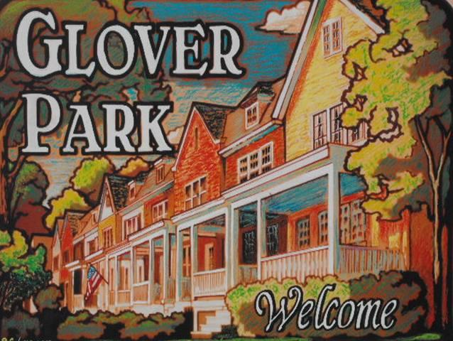 Glover Park in Washington DC
