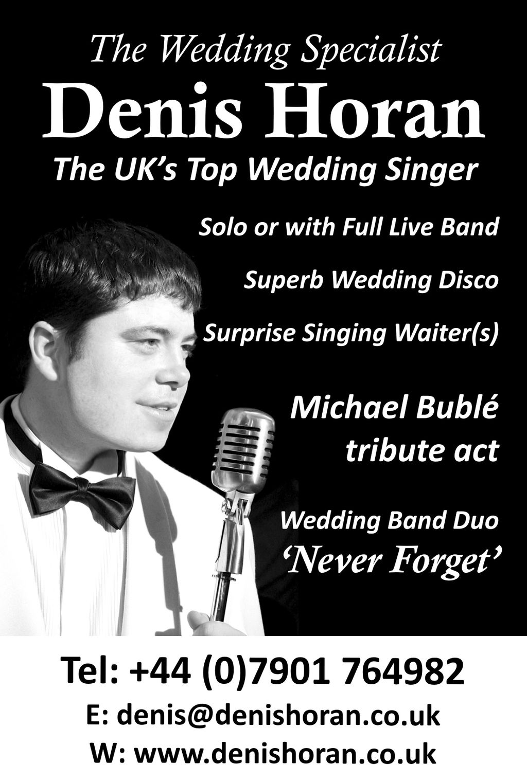 White Wedding Singer