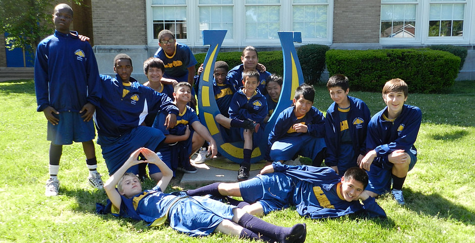 Olmsted North Soccer