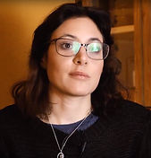 Silvana Perandones, digitalizadora que trabajó a partir de un proceso de inclusión de discacidad.