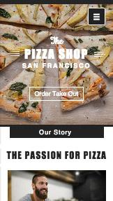 Pizzarestaurant