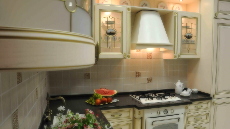 кухни гранд москва фото