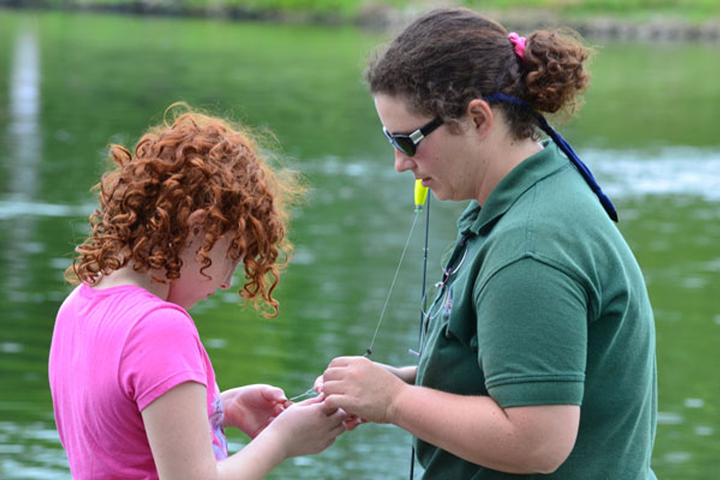 Friends of discover nature fishing free st louis fishing for Missouri fishing license age