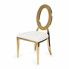 Luxe Living - Chair, Grotta