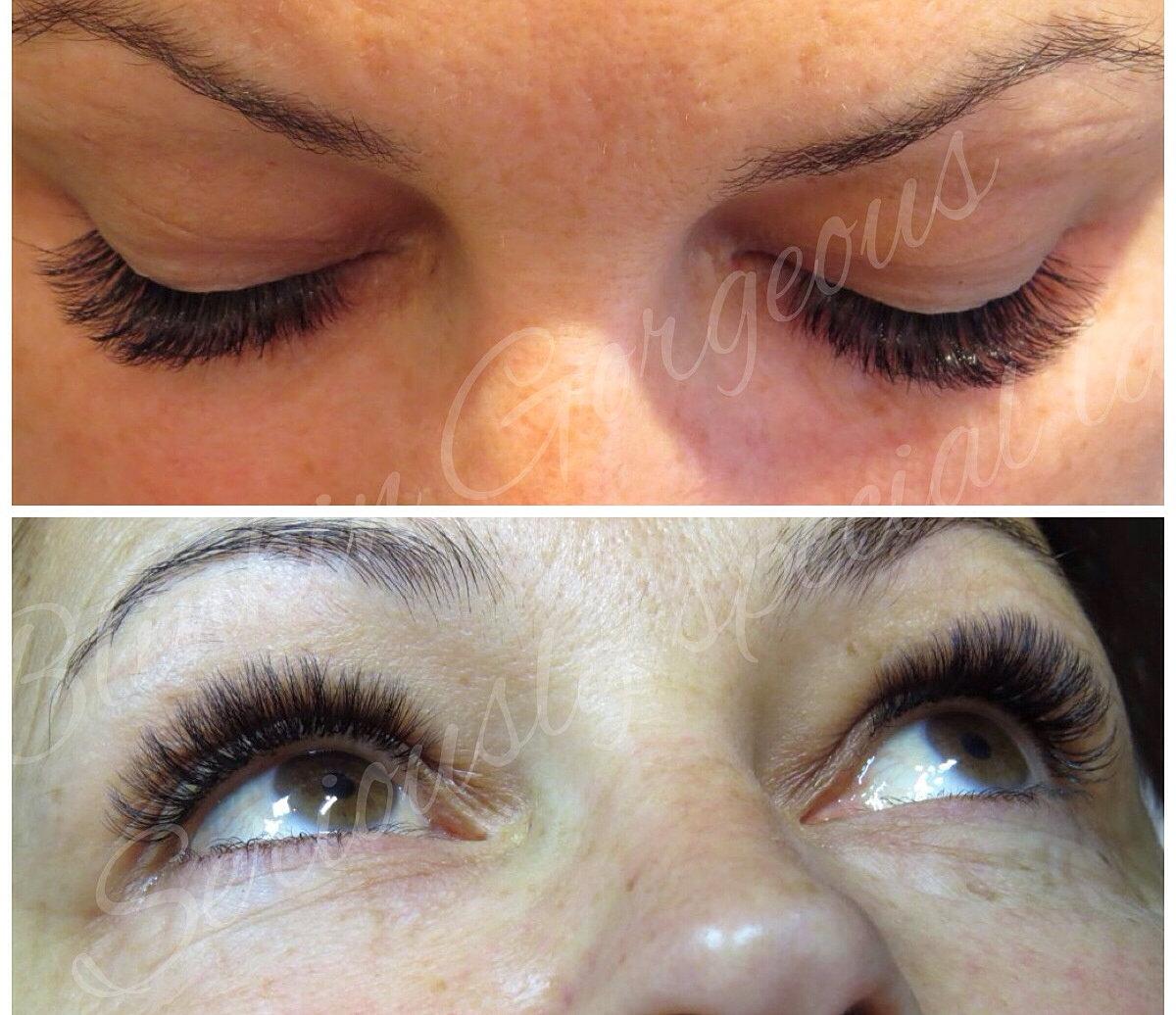Blinkin Gorgeous Russian Volume And Eyelash Extension