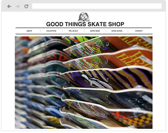 Good Things Skate Shop